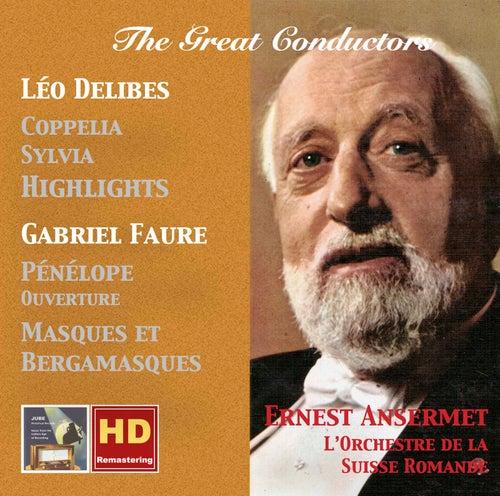 The Great Conductors: Ernest Ansermet (Remastered 2017) by Orchestre de la Suisse Romande