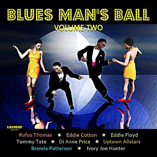 Blues Man's Ball Vol. II by Various Artists