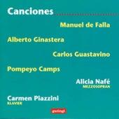 Canciones by Alicia Nafé