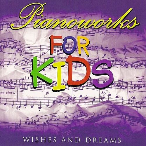 Piano Works for Kids by Ken Johnson