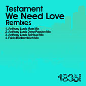 We Need Love (Anthony Louis Mixes) von Testament