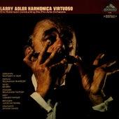 Larry Adler Harmonica Virtuoso - Eric Robinson Conducting The Pro Arte Ochestra (Digitally Remastered) by Larry Adler