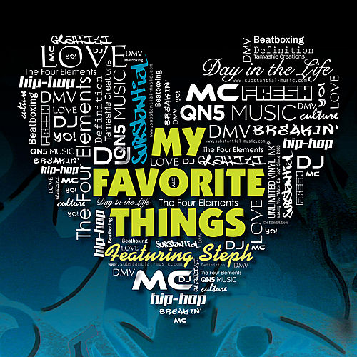 My Favorite Things by Substantial