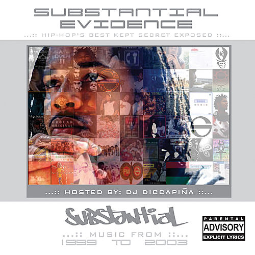 Play & Download Substantial Evidence (1999-2003) by Substantial | Napster