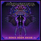 Sonic Boom Shiva by David Starfire