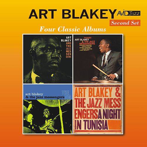 Four Classic Albums (Moanin' / Mosaic / The Big Beat / a Night in Tunisia) (Remastered) von Art Blakey