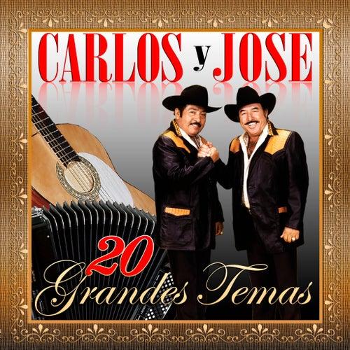 20 Grandes Temas by Carlos Y Jose