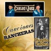 Canciones Rancheras by Various Artists