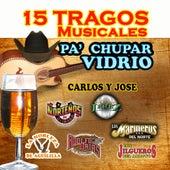 15 Tragos Musicales Pa Chupar Vidrio by Various Artists