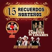 15 Recuerdos Norteños by Various Artists