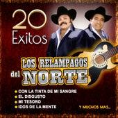 20 Exitos by Los Relampagos Del Norte