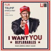 Trump - America First by Fur