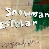 Snowman Esteban by Yogamuffin