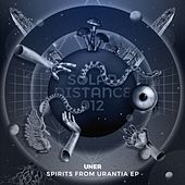 Spirits From Urantia - Single by Uner