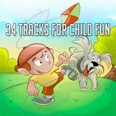 34 Tracks For Child Fun by Nursery Rhymes