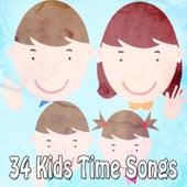34 Kids Time Songs by Nursery Rhymes