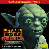 Folge 15: Eis und Ehre/Verborgene Dunkelheit von Disney - Star Wars Rebels