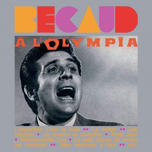 Olympia 1967 (Live) von Gilbert Becaud