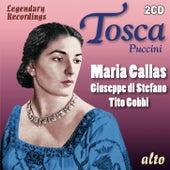Puccini: Tosca - Callas, di Stefano, Gobbi, de Sabata -- Bonus: Callas Sings Puccini Arias by Maria Callas