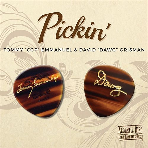 Pickin' by Tommy Emmanuel
