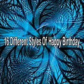 16 Different Styles Of Happy Birthday by Happy Birthday