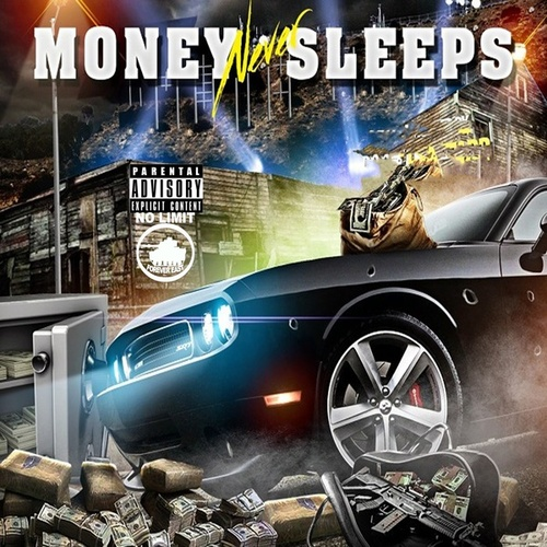 Money Never Sleeps de Various