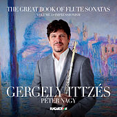 The Great Book of Flute Sonatas, Vol. 4: Impressionism by Gergely Ittzés