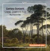 Donizetti: String Quartets Nos. 1-3 by Pleyel Quartett Köln
