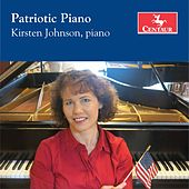 Patriotic Piano by Kirsten Johnson