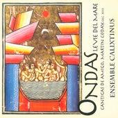 Ondas, le vie del mare: Cantigas de amigo, Martin Codex (Sec. XIII) by Ensemble Calixtinus