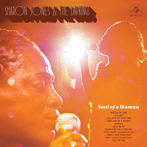 Matter of Time - Single by Sharon Jones & The Dap-Kings