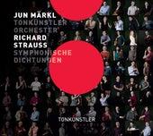 R. Strauss: Symphonische Dichtungen by Tonkünstlerorchester
