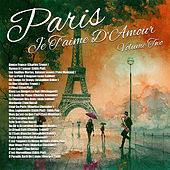 Paris, Je T'aime D'Amour Vol. 2 von Various Artists