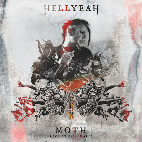 Moth (Live) by Hellyeah