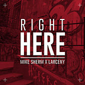 Right Here (feat. Larceny) by Mike Sherm
