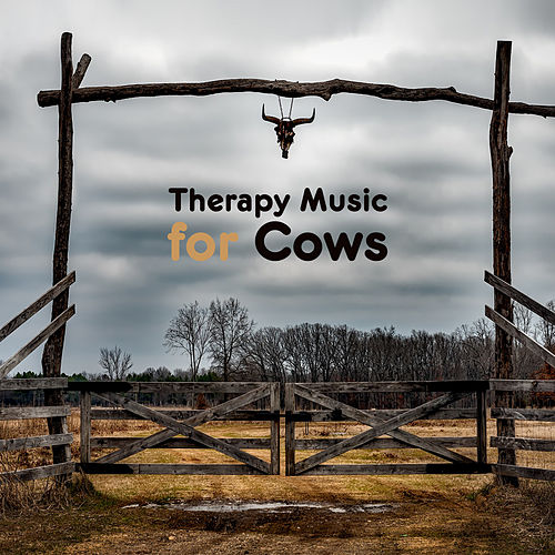 Therapy Music for Cows – Electronic Music Therapy, New Age 2017, Relaxed Cows, Meditation de Reiki Tribe