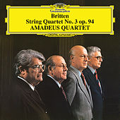 Britten: String Quartet No.3, Op.94 (Live) by Various Artists