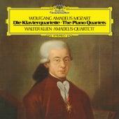 Mozart: Piano Quartet No.1 In G Minor, K.478; Piano Quartet No.2 In E Flat, K.493 by Amadeus Quartet