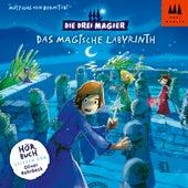 Hörbuch: Das magische Labyrinth (ungekürzt) von Die Drei Magier