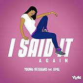 I Said It Again (Feat. Opal) - Single by Young Veterans