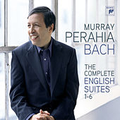 Bach: The English Suites by Murray Perahia