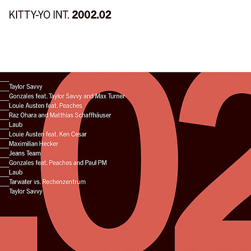 Play & Download Kitty Yo - 0202 by Various Artists | Napster