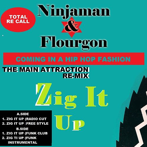 Zig It Up (Remixes) by Ninjaman