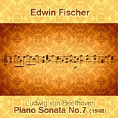 Ludwig van Beethoven  - Piano Sonata No.7 (1948) by Edwin Fischer