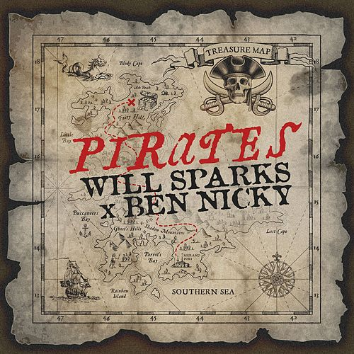 Pirates de Will Sparks