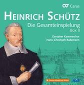 Schütz: Die Gesamteinspielung, Box 2 by Various Artists