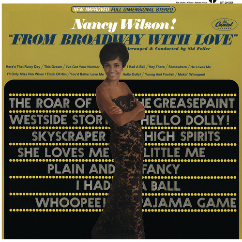 From Broadway With Love by Nancy Wilson