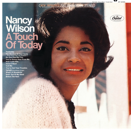 A Touch Of Today by Nancy Wilson