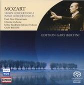 Mozart, W.A.: Violin Concerto No. 5 / Piano Concerto No. 25 by Various Artists
