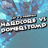 Hardcore Vs Powerstomp - EP by Various Artists
